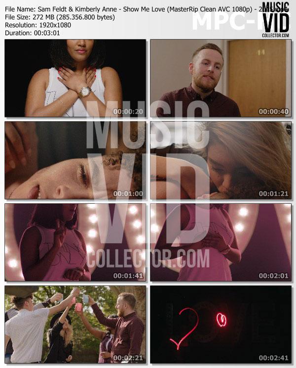Sam Feldt & Kimberly Anne – Show Me Love (MasterRip Clean