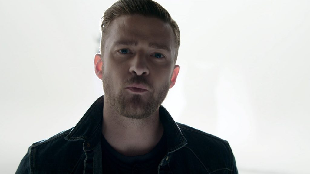Justin Timberlake Tunnel Vision Nudity-Heavy Music Video