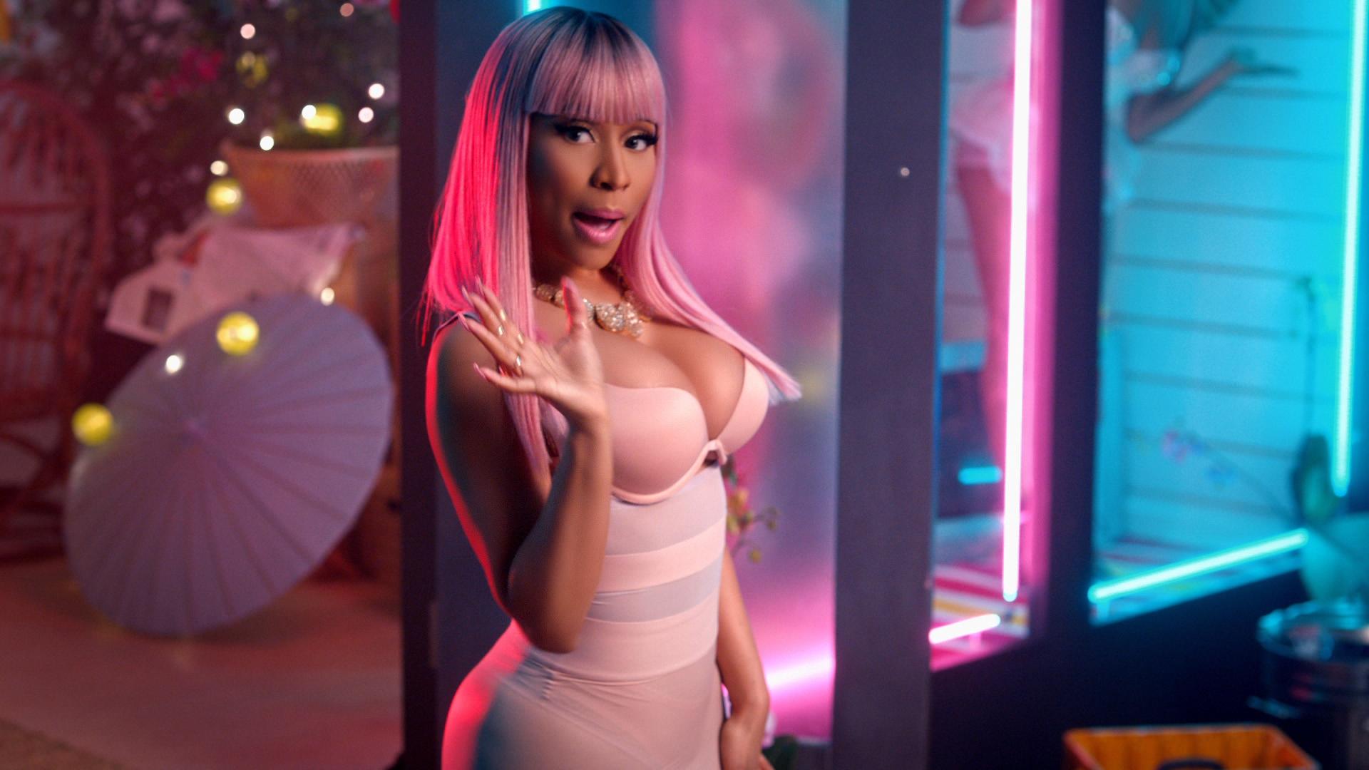 Porn Music Photo Nicki Minaj Starships